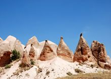 Istanbul & Cappadocia 6 days Package Tours  By Bus (6 Days)