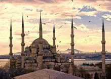 istanbul 5 days city tour package