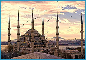 Istanbul city package tours